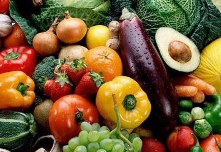 Er det trygt å spise frukt og grønnsaker?