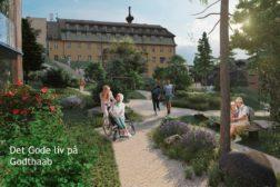 Godthaab har igangsatt arbeidet med å utvikle eiendommen